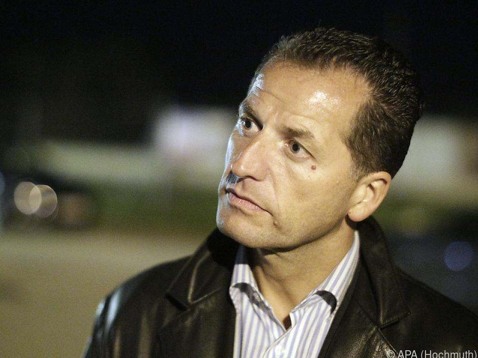Gerald Tatzgern vom Bundeskriminalamt