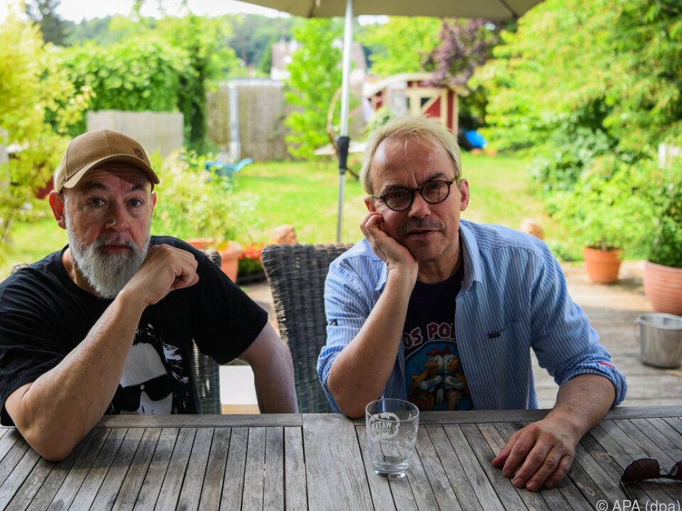 Gerd Knebel und Henni Nachtsheim touren als Badesalz durch Deutschland