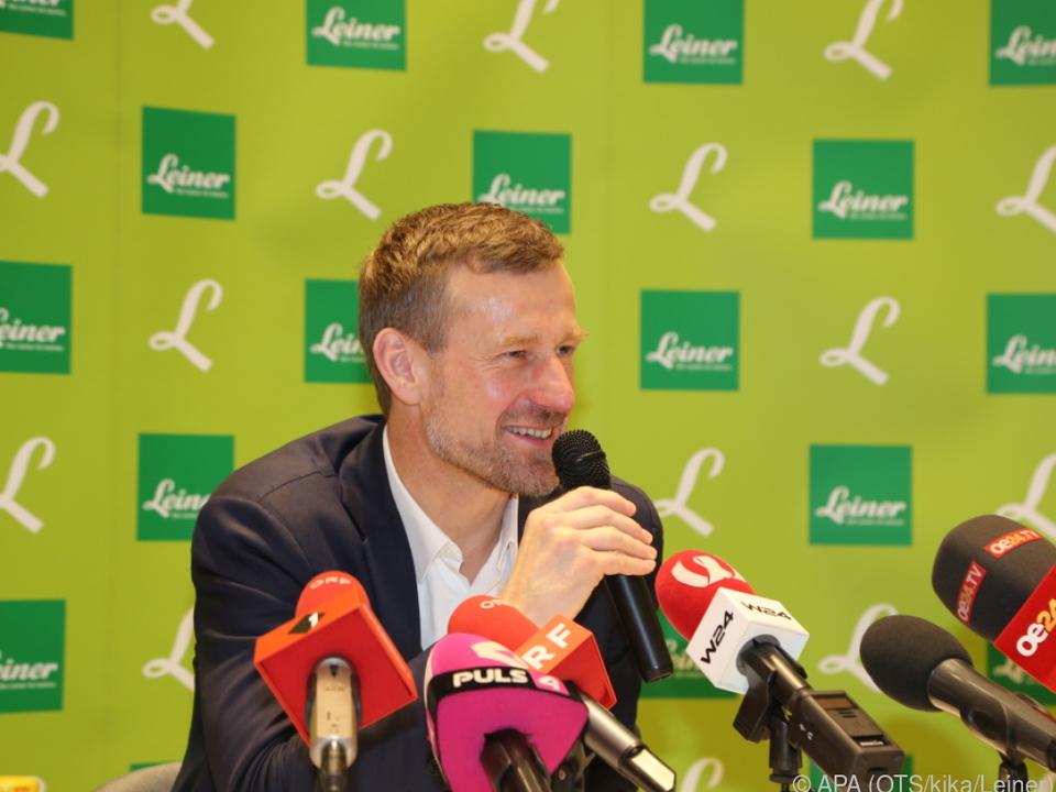 Geschäftsführer George sprach von positiven Gesprächen mit Lieferanten