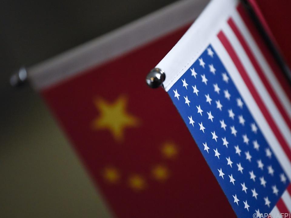 Getrübtes Verhältnis zwischen China und den USA