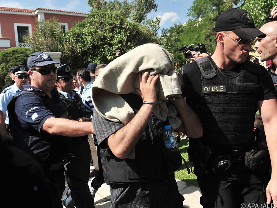 Griechenland liefert mutmaßliche Putschisten nicht an die Türkei aus