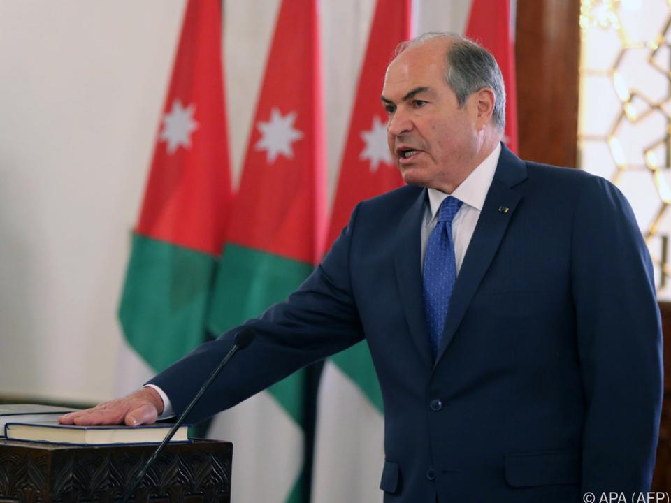 Hani Al-Mulki reichte sein Rücktrittsgesuch ein