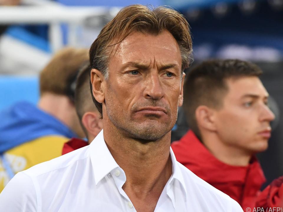 Herve Renard kritisierte den Referee