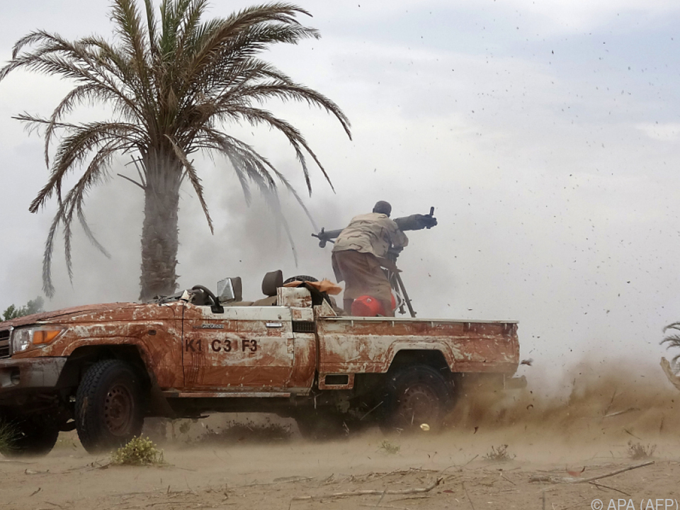 Hodeidah soll von den Houthi-Milizen zurückerobert werden