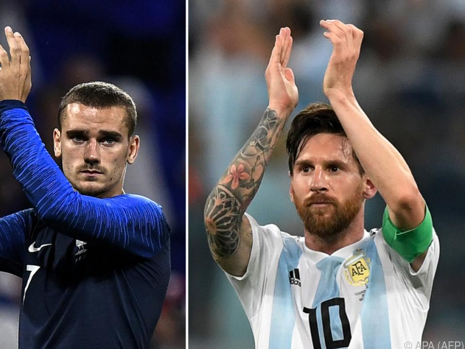Im Duell der beiden Superstars kann es nur einen Gewinner geben