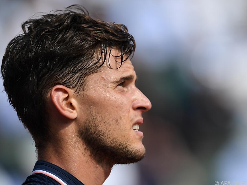 Im Halbfinale könnte Thiem auf Roger Federer treffen