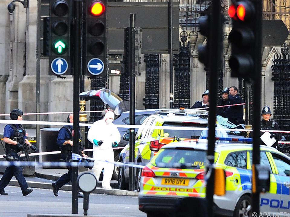 In Großbritannien gab es die meisten Terroropfer
