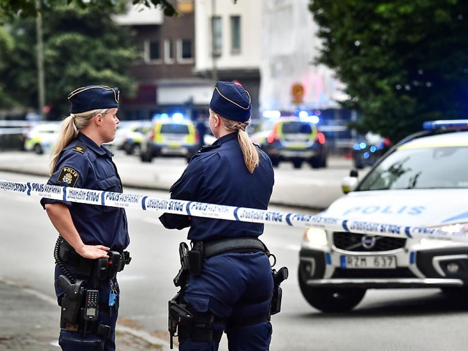 In Malmö tobt ein Bandenkrieg