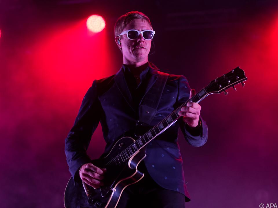 Sänger Paul Banks gibt sich cool, aber im Kern optimistisch