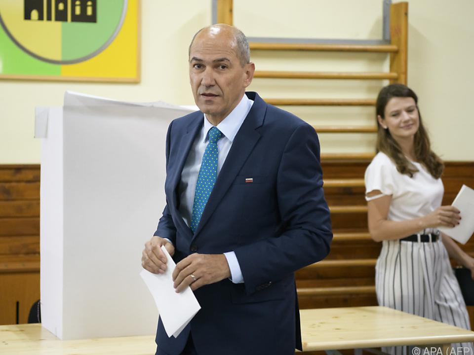 Jansas Bündnis kommt nicht auf die Mehrheit der Stimmen