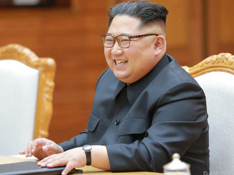 Kim Jong-un will Trump am 12. Juni treffen