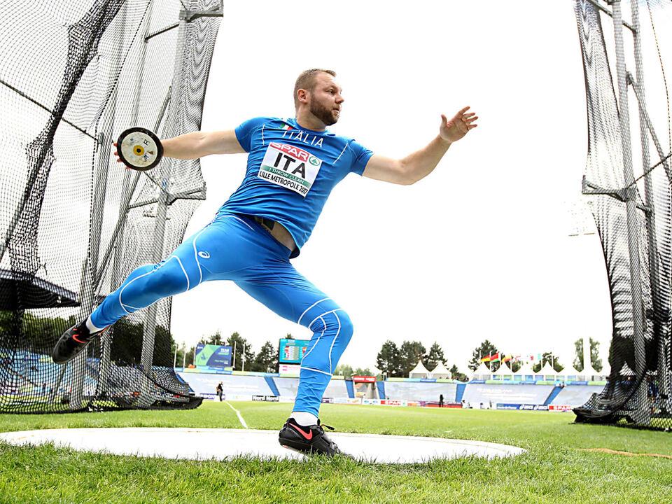 Hannes Kirchler Campionati Europei a squadre di Lille