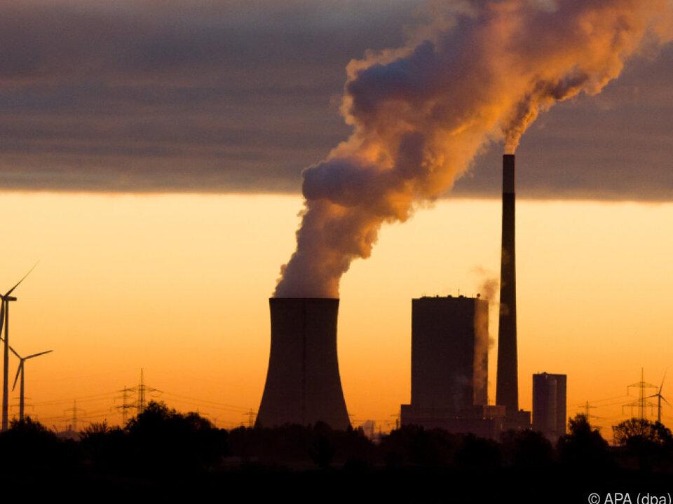 Kohlekraftwerk in Niedersachsen
