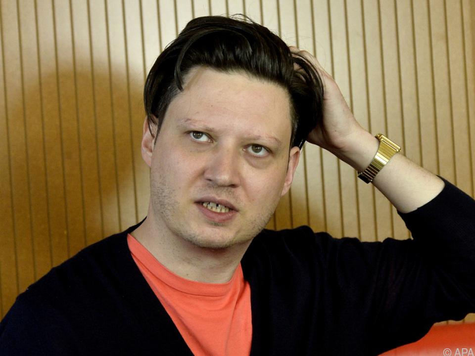 Konstantin Gropper von Get Well Soon wird auch politisch