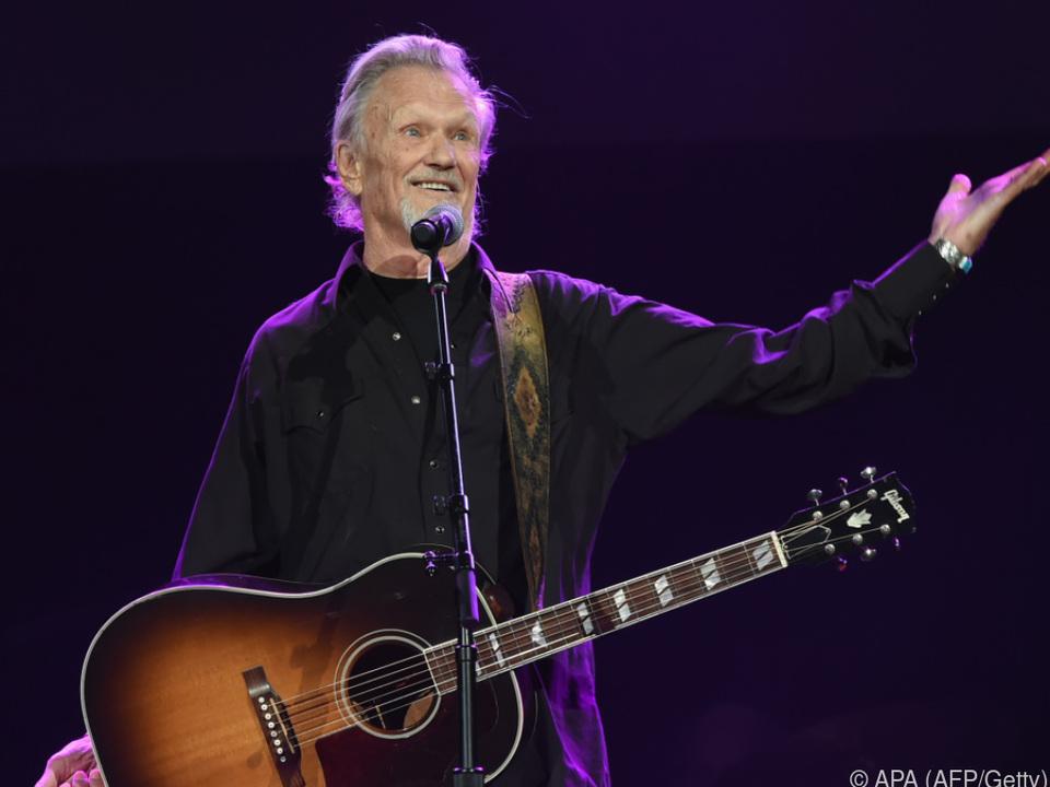 Kris Kristofferson eröffnet das Jazz Fest Wien