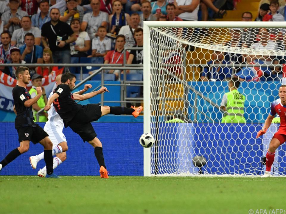 Kroaten erfüllten nach der Pflicht auch die Kür und holten neun Punkte