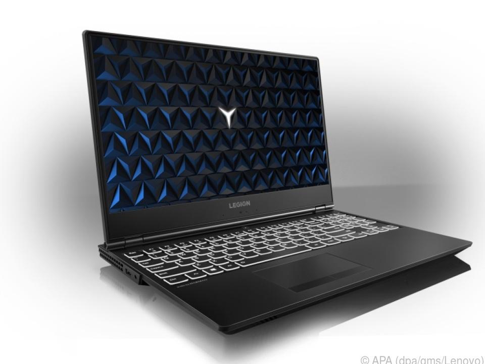 Lenovos Notebook Legion Y530 hat bis zu 32 Gigabyte Arbeitsspeicher