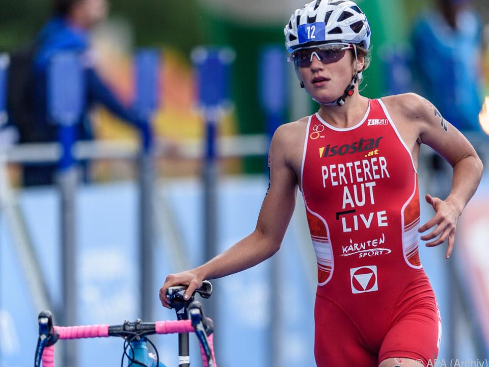 Lisa Perterer siegte auf den letzten Metern