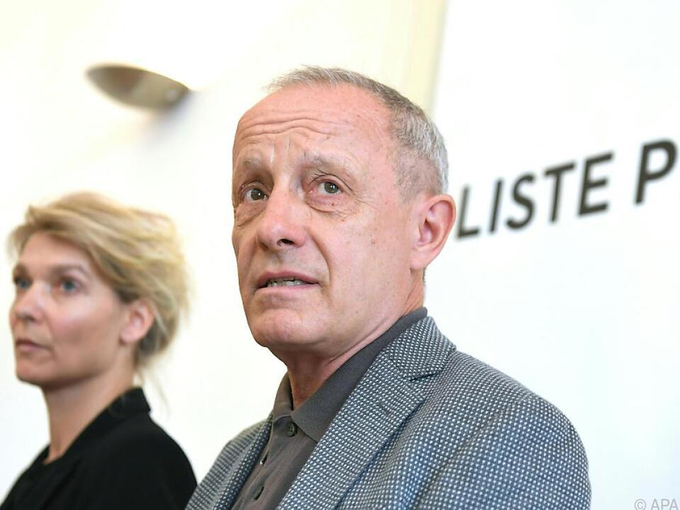 Listengründer gibt Nationalrats-Comeback