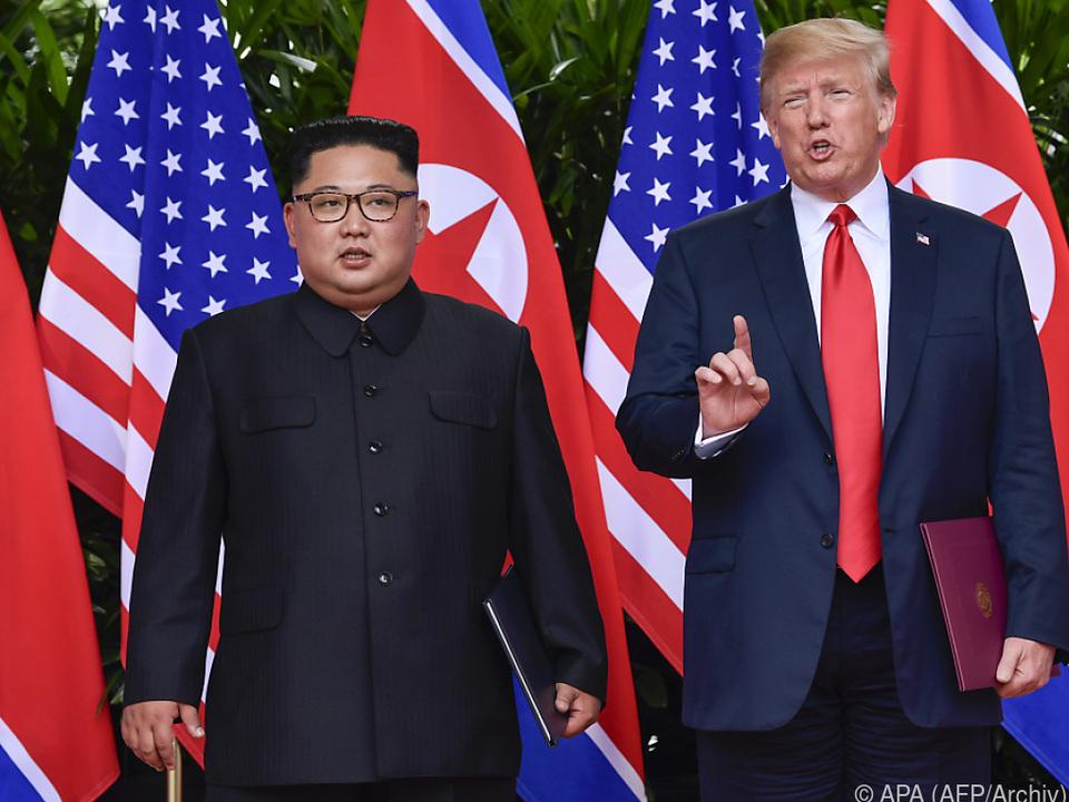 Macht Kim im Geheimen weiter?