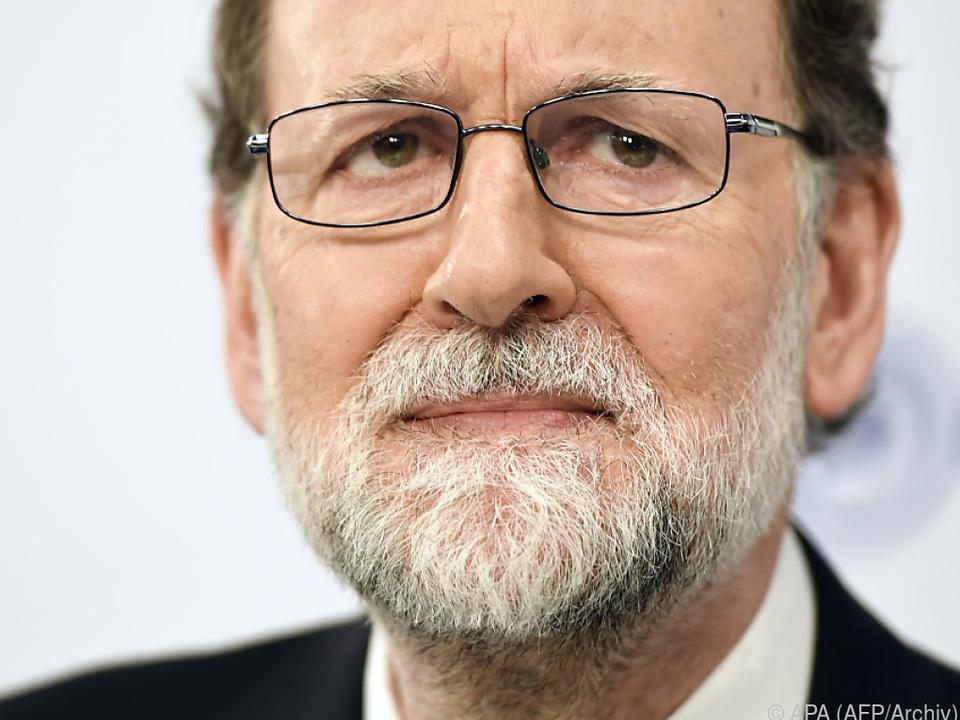 Mariano Rajoy zieht die Konsequenzen
