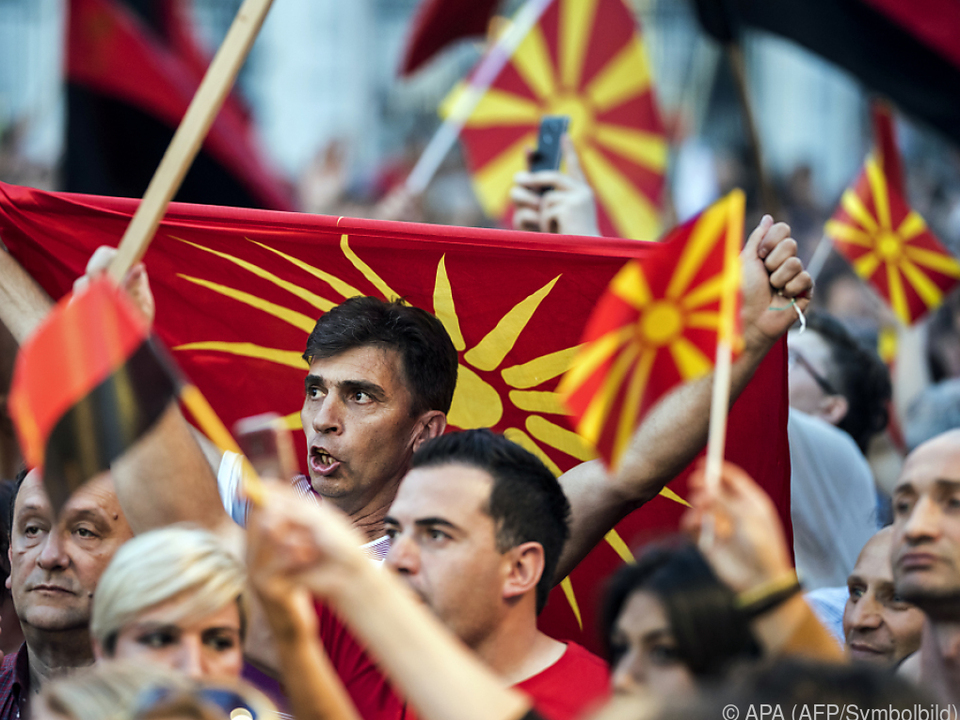 Mazedonische Identität auf dem Prüfstand?