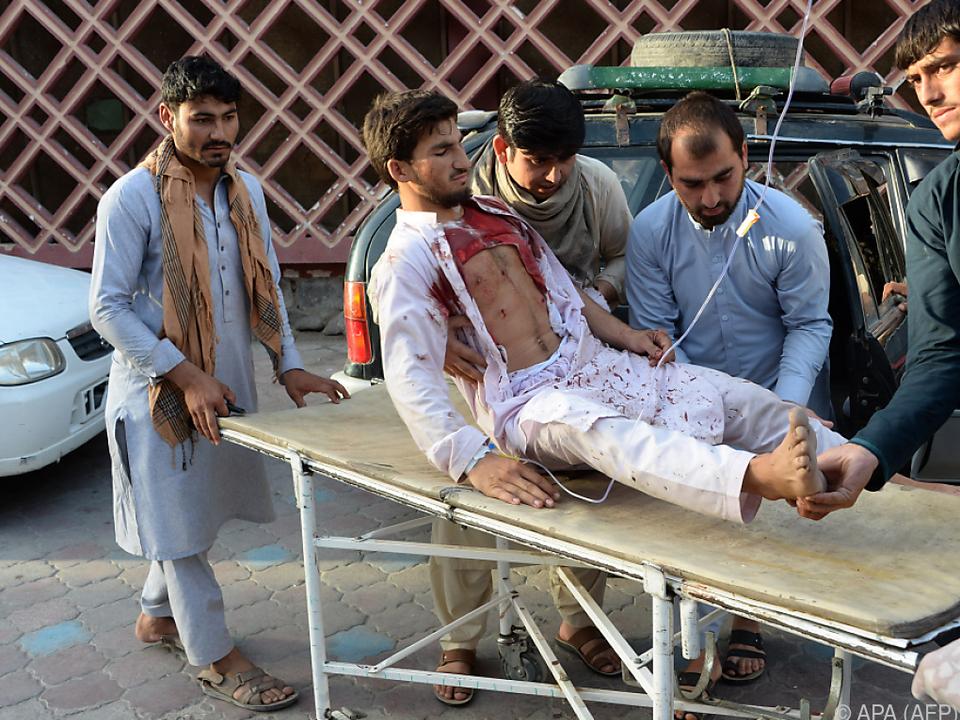 Mehr als 20 Tote und zahlreiche Verletzte