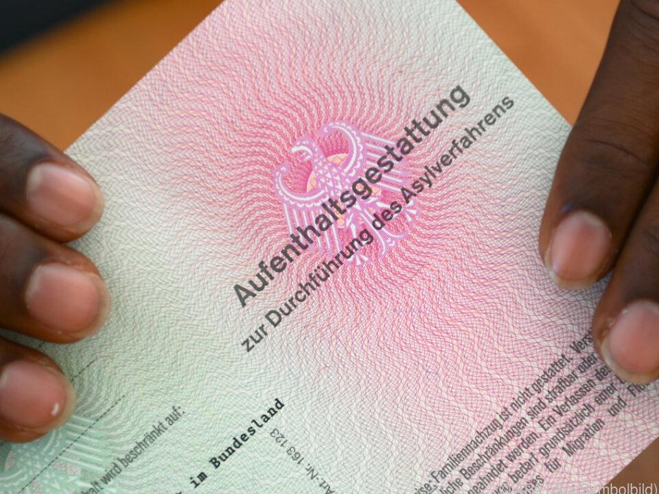 Meiste Asylanträge in Deutschland gestellt