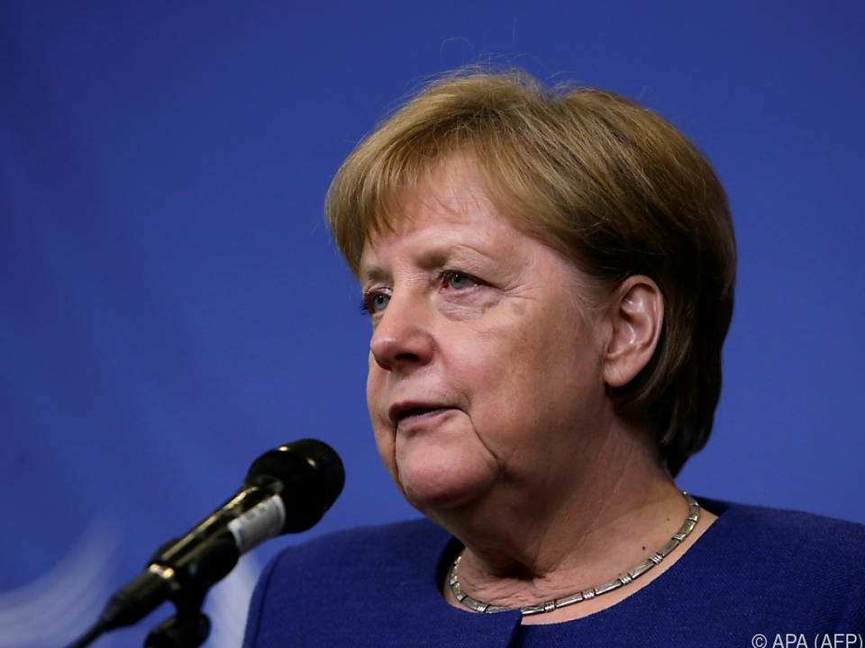 Merkel muss weiter um eine europäische Lösung kämpfen