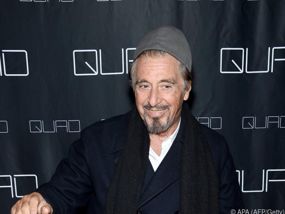 Neue Filmrolle für Al Pacino