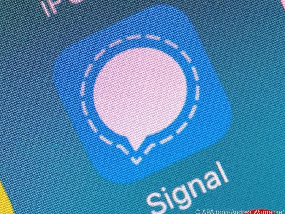 Nutzer sollten die jüngste Version des Messenger-Dienstes verwenden