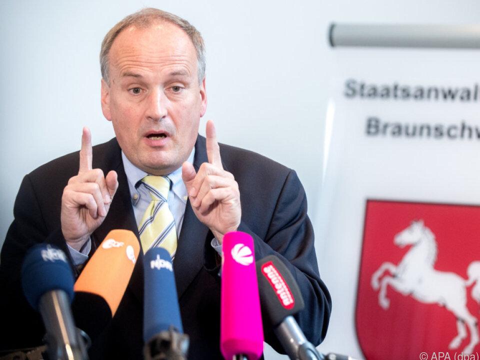 Oberstaatsanwalt Klaus Ziehe sieht Verantwortung bei VW-Führung
