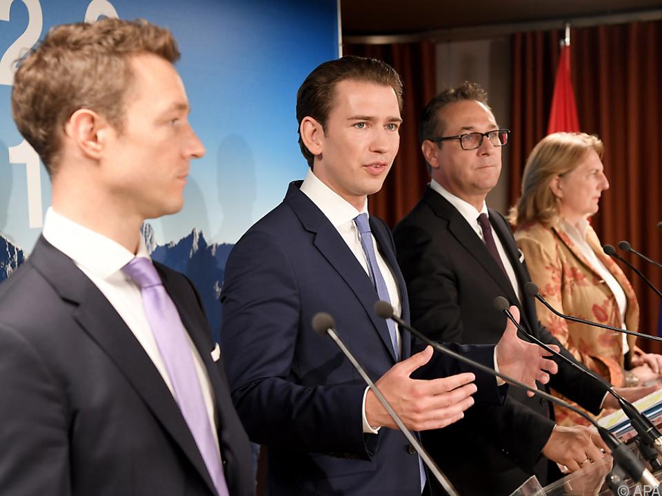Österreich stellt Kurs für EU- Ratsvorsitz vor