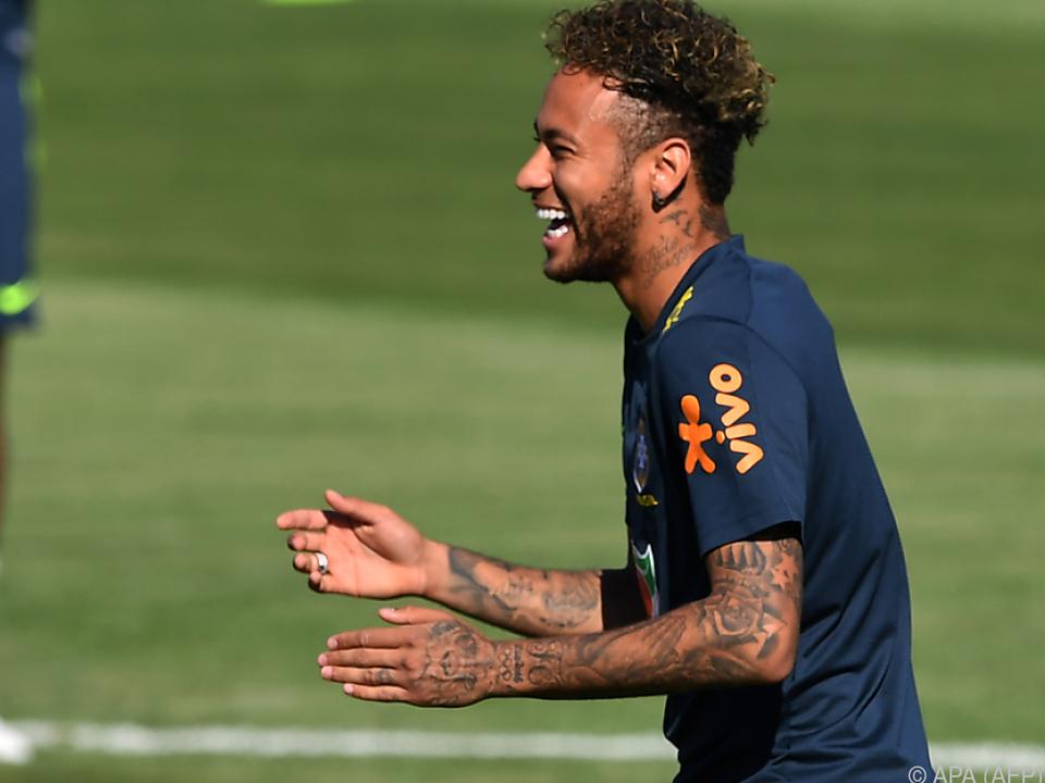 Paris zahlte für Superstar Neymar 222 Millionen Euro