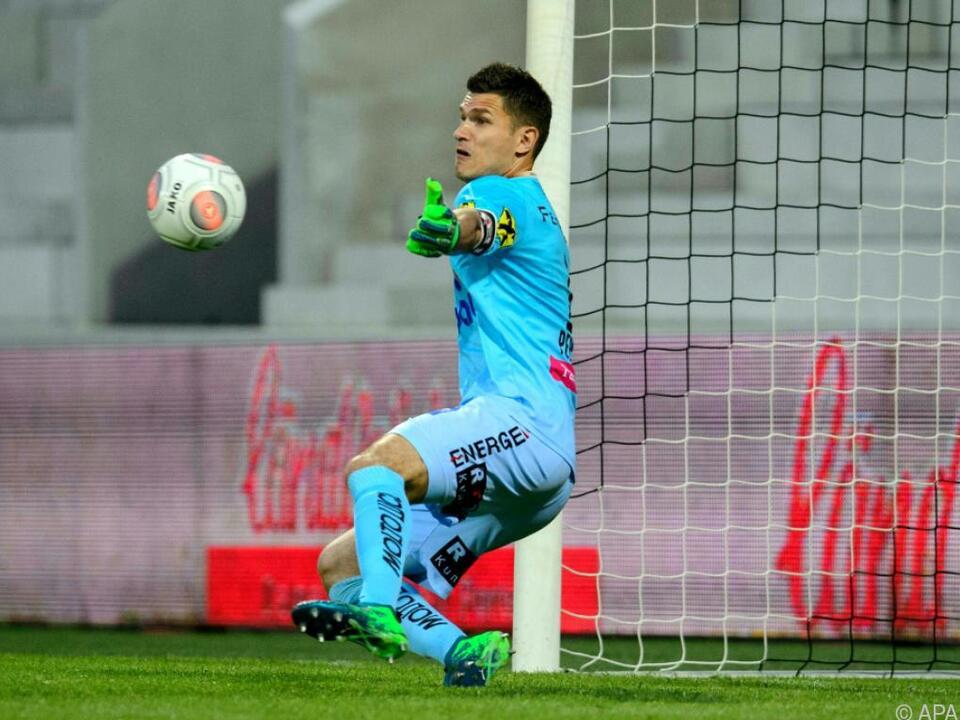 Pavao Pervan wird Ersatzkeeper in Wolfsburg