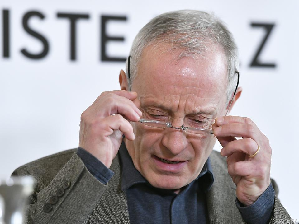 Peter Pilz erkrankte kurz vor Prozess