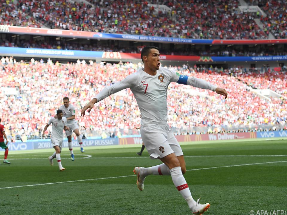 Portugal mit \
