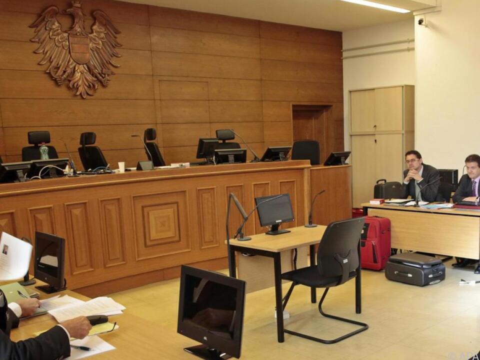 Prozess fand im Landesgericht Klagenfurt statt