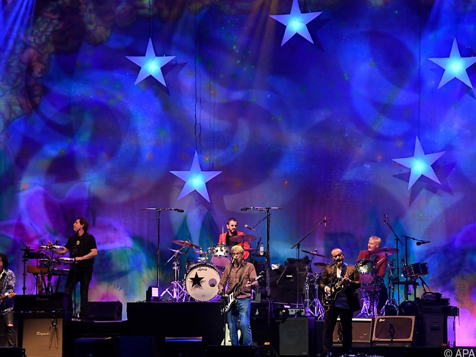 Ringo und seine All Starr Band