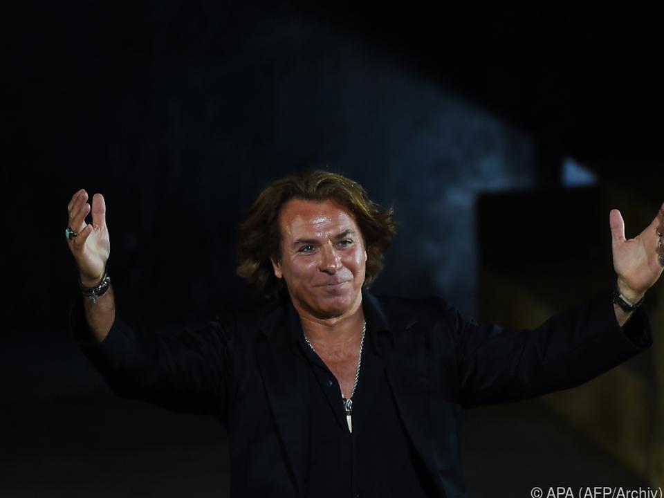 Roberto Alagna überlastet