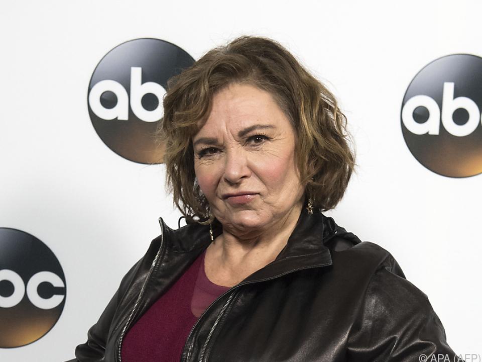 Roseanne Barr spielt nicht mehr mit