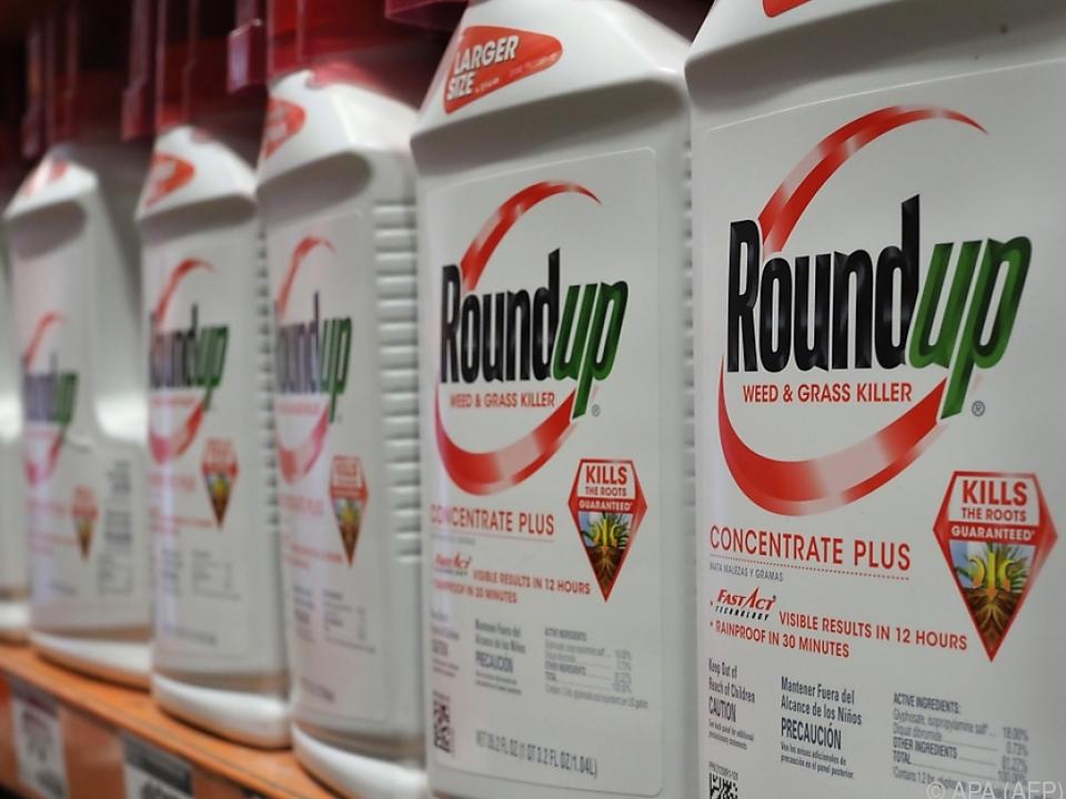 Roundup ist ein gefürchtetes Unkrautvernichtungsmittel