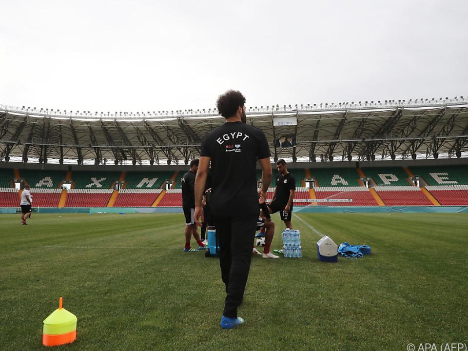 Salah soll Ägypten zurück ins Turnier schießen