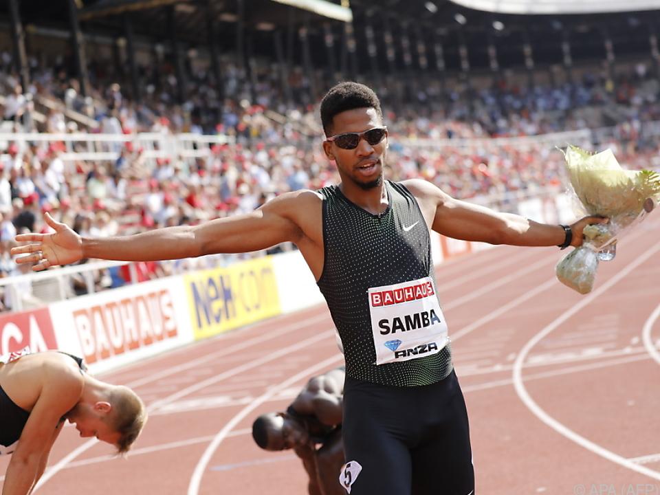 Samba ist erst der zweite Mensch der dieses Ergebnis schaffte