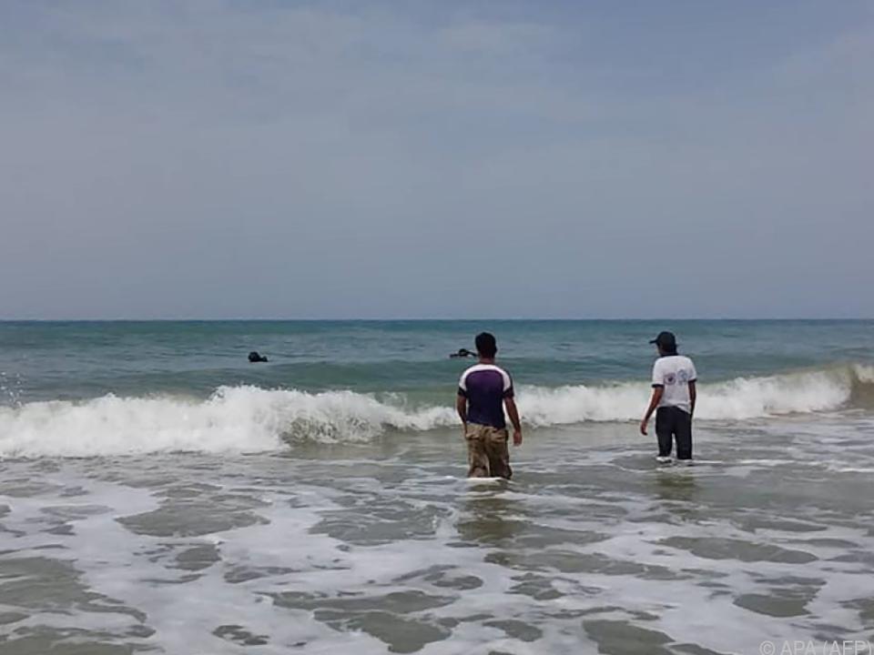 Schiffsunglück vor der Küste des Jemen