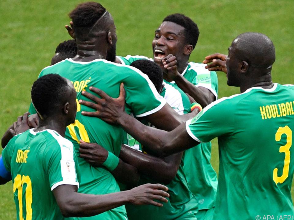 Senegal hatte Glück und Können auf seiner Seite
