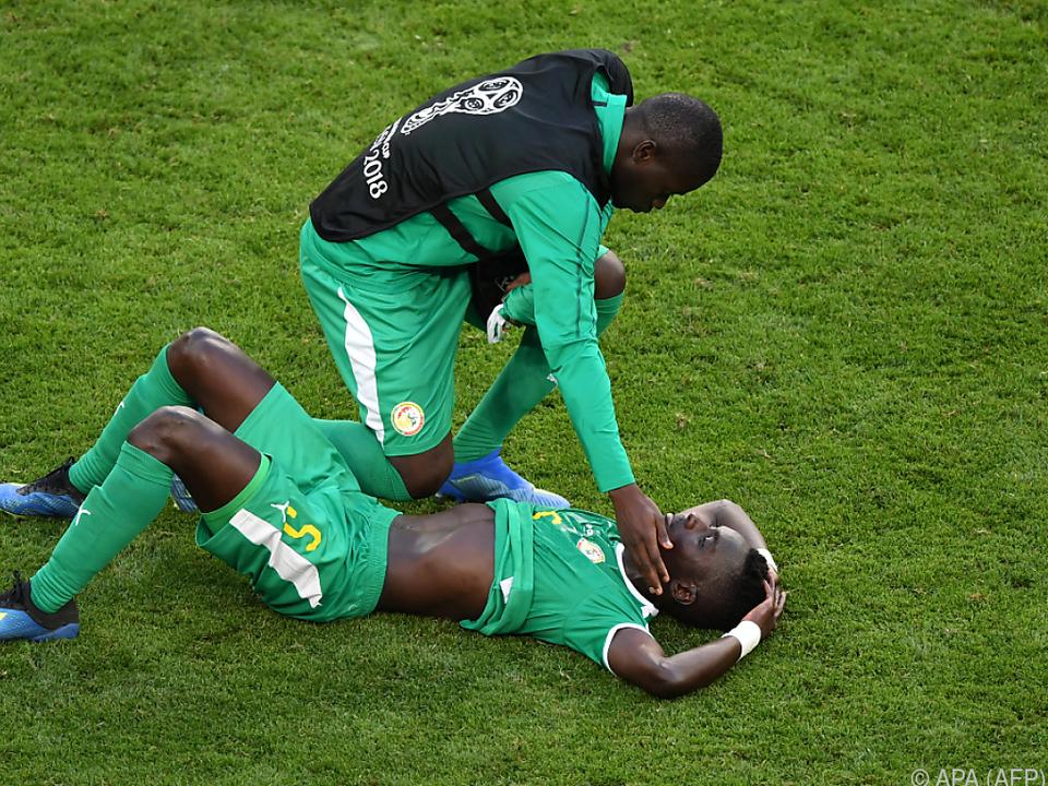 Senegal verpasste Achtelfinal-Ticket denkbar knapp