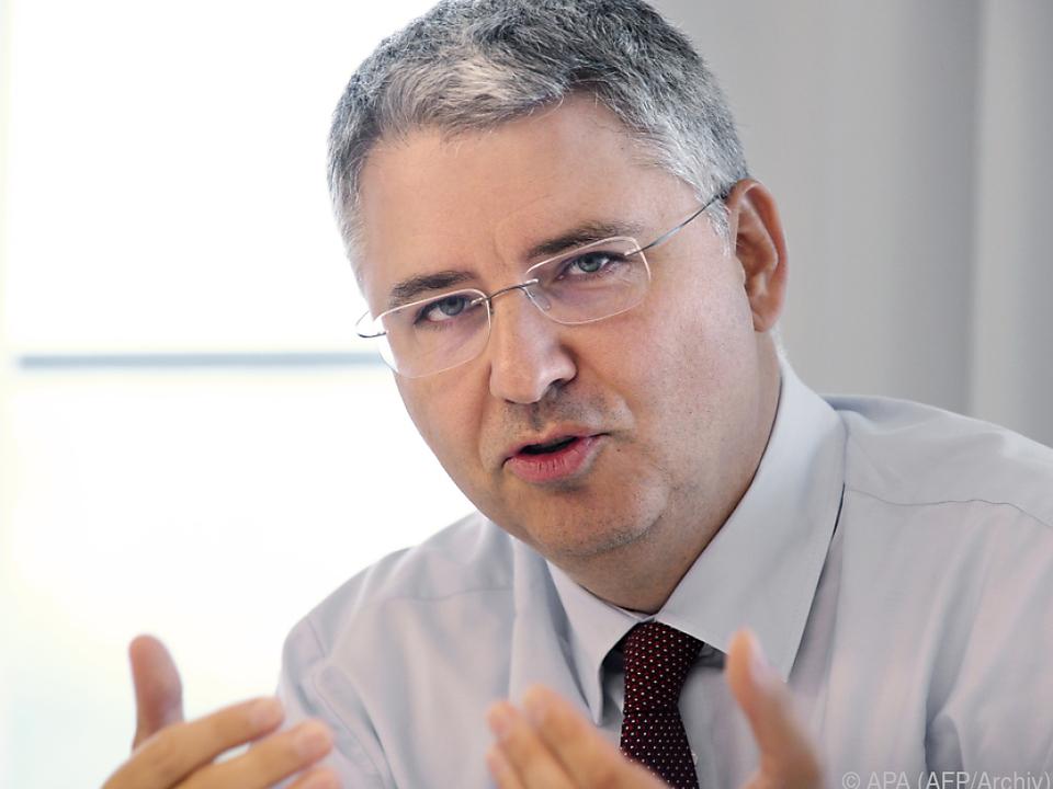 Severin Schwan verdiente 13 Mio. Euro