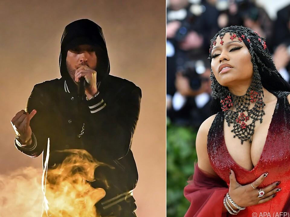 Sind die beiden Rapper wirklich ein Paar?