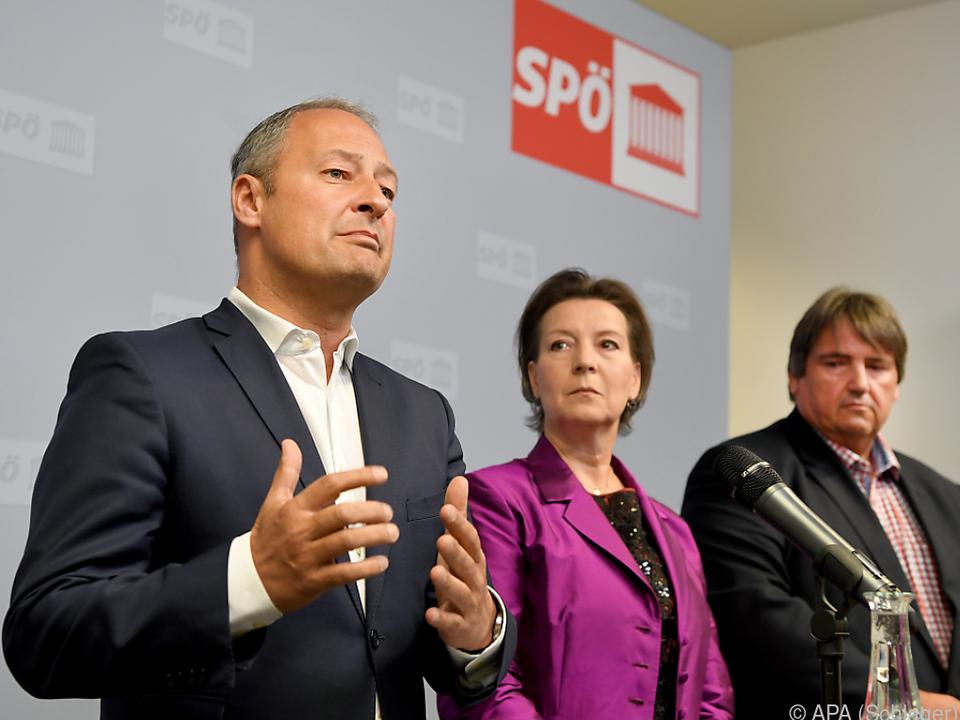 SPÖ-Klubchef Schieder sieht \